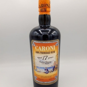 Caroni 17 Jahre Extra Strong