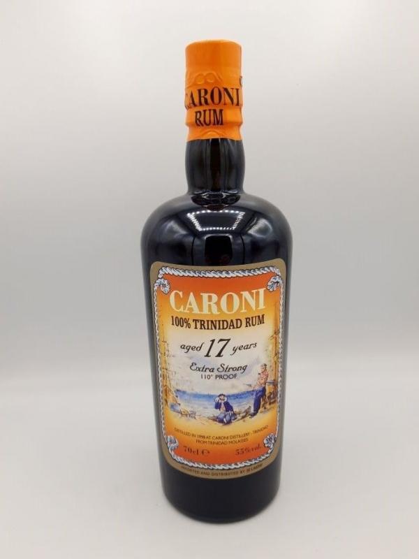 Caroni 17 Jahre Extra Strong