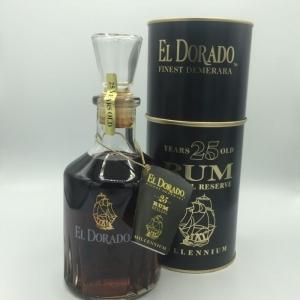 El Dorado 25 Jahre Special Reserve Millenium