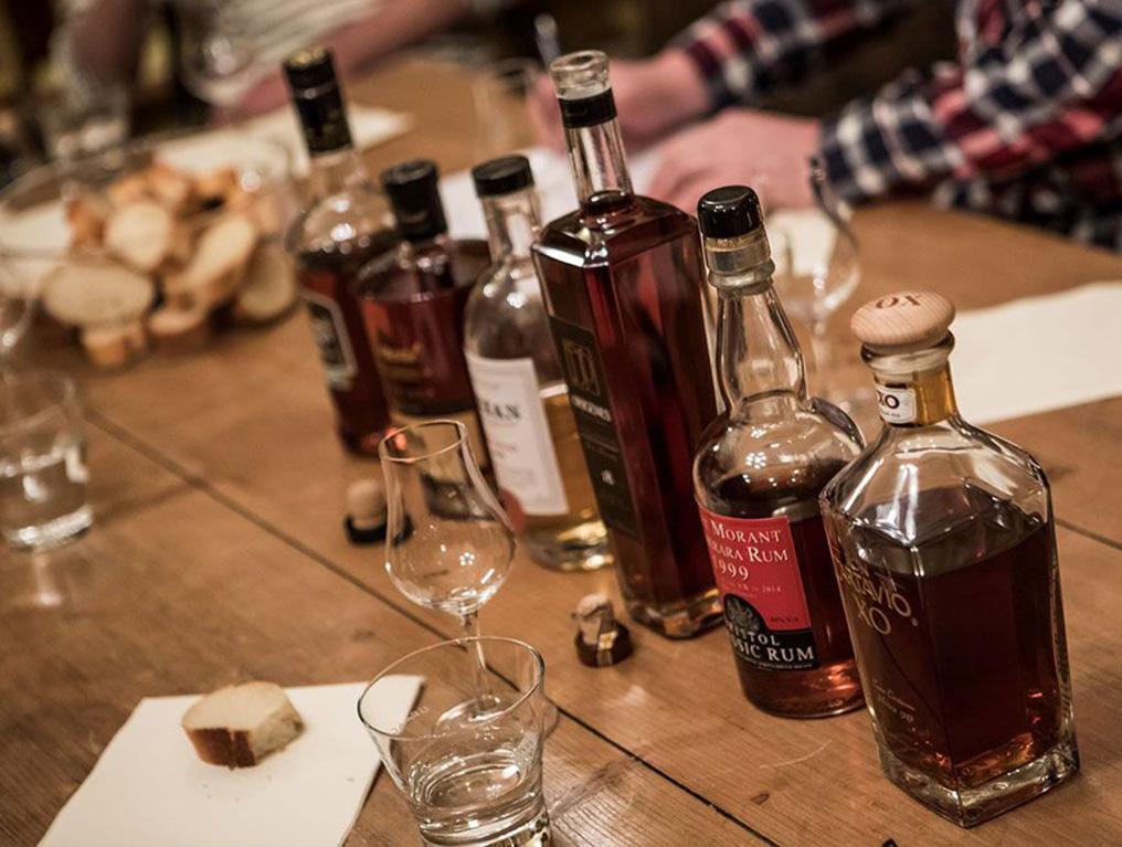 Rumverkostung Rum Tasting Köln