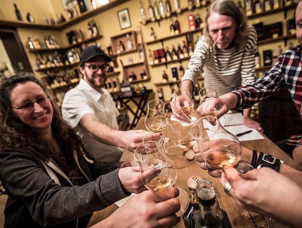 Rum Tasting Köln