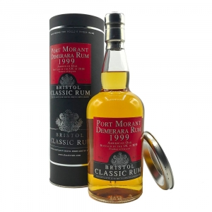 Bristol Port Morant Demerara Rum 1999