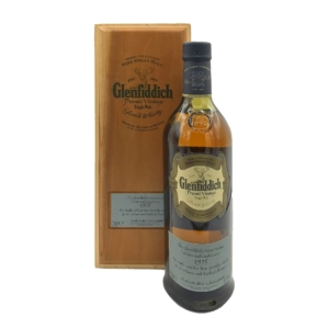 Glenfiddich Private Vintage 1975