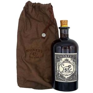 Monkey 47 Destillers Cut 2012, Flaschen Nr. 165
