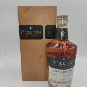 38. Ausgabe dieses jährlich streng limitierten Irish-Whiskys, vom neuen Meisterbrenner Kevin O´Gorman kreiert