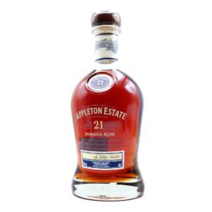 APPLETON ESTATE 21 JAHRE JAMAICA RUM 43% 0,7L