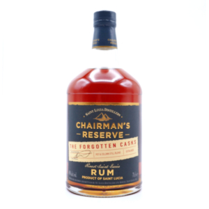 CHAIRMANS RESERVE THE FORGOTTEN CASKS RUM 40% 0,7L
