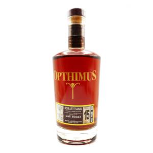 OPTHIMUS 15 JAHRE MALT WHISKY FINISH RUM