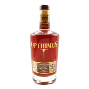 OPTHIMUS 15 JAHRE OPORTO RUM